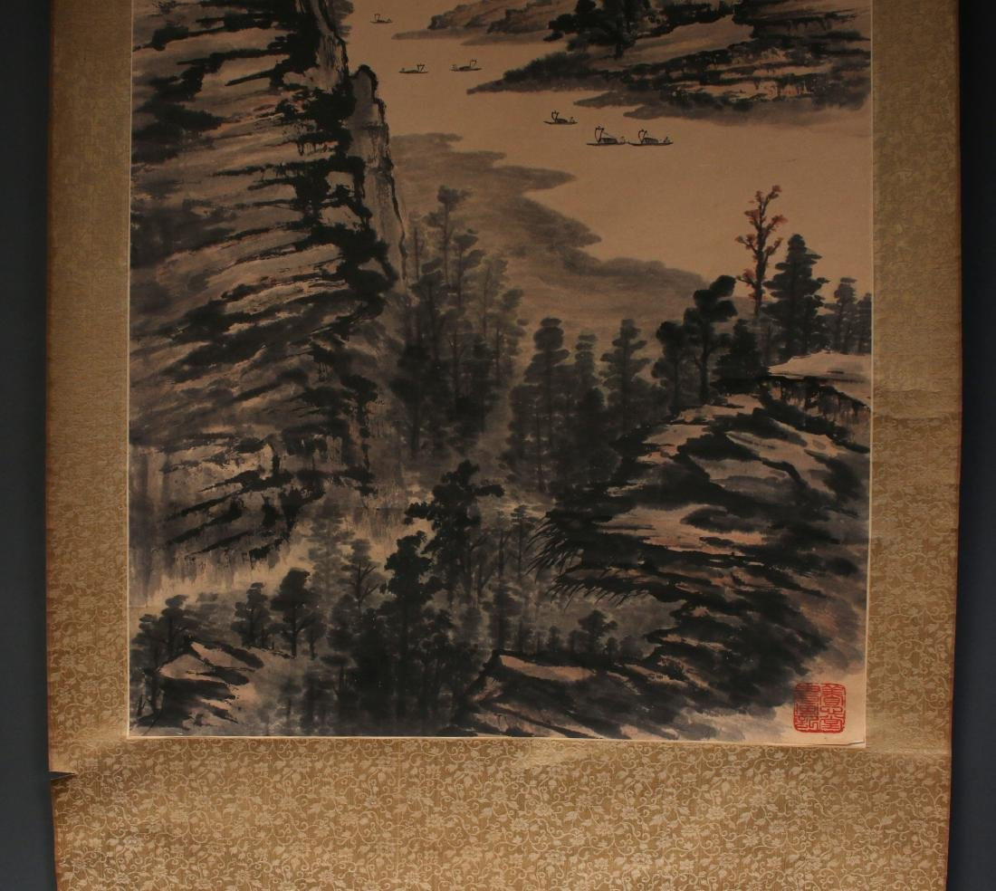 CHINESE LANDSCAPE PAINTING - 5