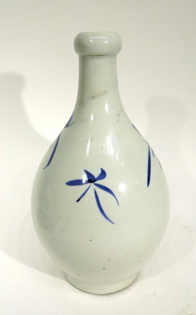 KOREAN BLUE VASE - 2