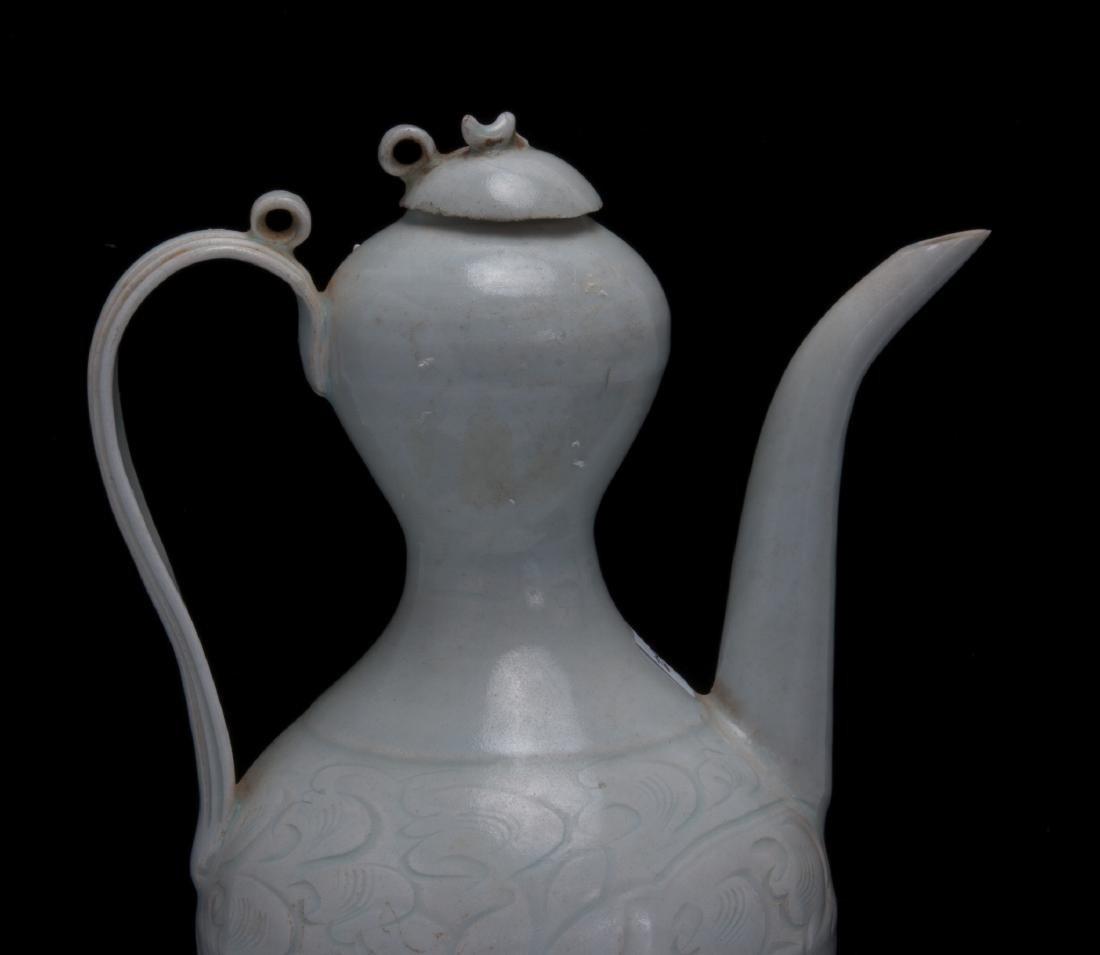 CELADON TEA POT - 3