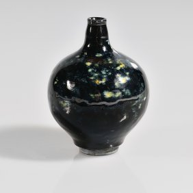 MAURICE GENSOLI (1892-1972) Small Round, Flattened