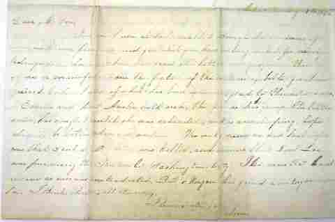 APRO.30 PIECES OF LETTERS ETC 1855-65 VA TN NC
