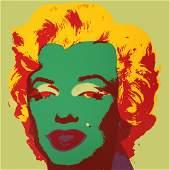 Andy Warhol - Sunday B Morning Marilyn (After Warhol) -