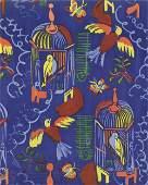 """Raoul Dufy - Les Oiseaux - 1965 Lithograph 12"""" x 9.5"""""""