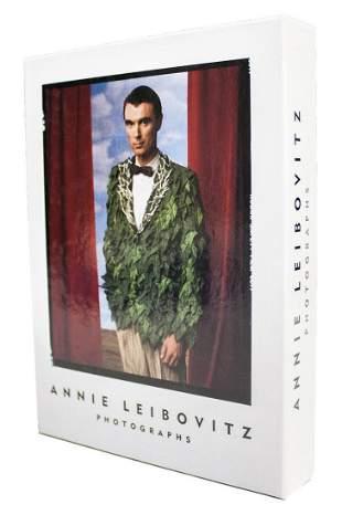 Annie Leibovitz - Photographs Box of 10 notecards -