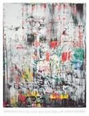 5 Gerhard Richter Eis 2 Serigraphs