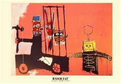 181576: Basquiat Molasses Poster
