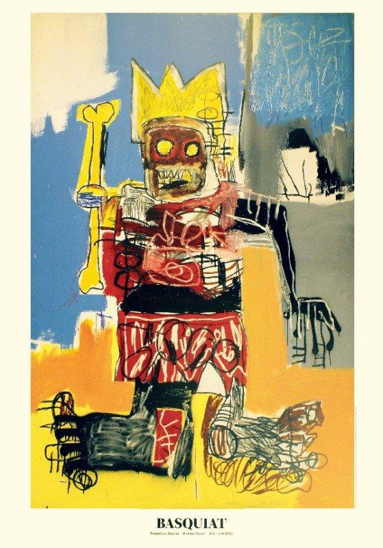 181577: Basquiat Untitled (1982) Poster