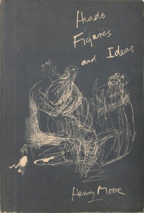 1958 Heads, Figures, And Ideas Book