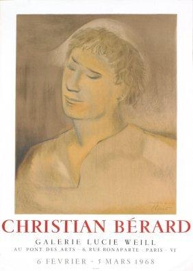 5 Berard 1968 Galerie Lucie Weill Mourlot Lithos