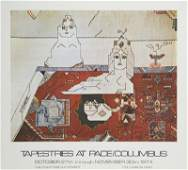 100 Steinberg 1977 Persian Rug Posters