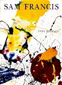 1992 Sam Francis prints Book