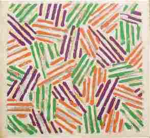 1977 Jasper Johns Screenprints Book