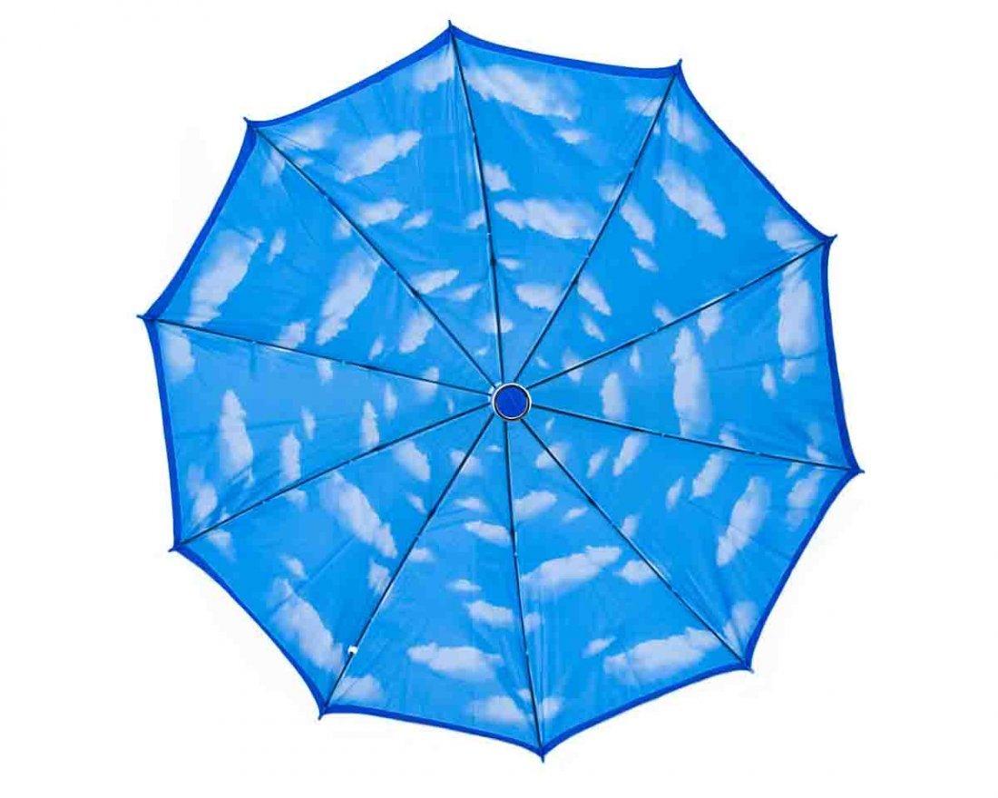Rene Magritte Clouds Umbrella - 2