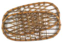 US WWII Mountain Troops snow shoes