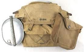 US M1908 haversack