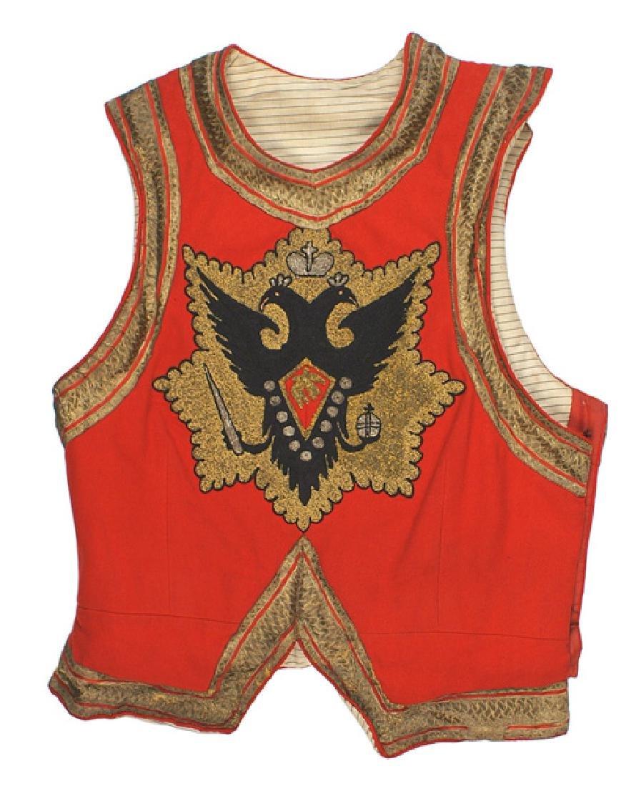 Imperial Austrian Order Golden Fleece vest