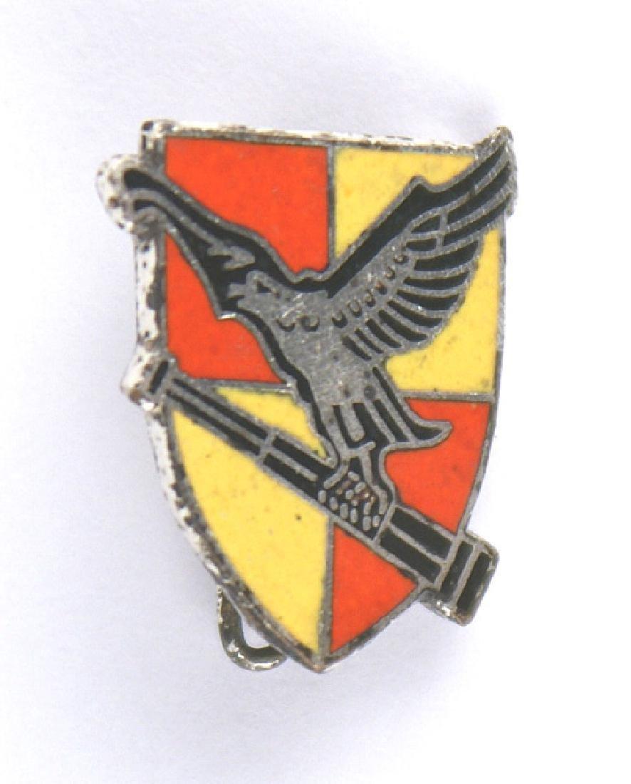 Luftwaffe dress white eagle pin