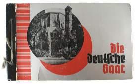 Lot of 6 German Third Reich era books
