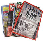 Lot of 16 magazines WWII TIME HOT GIRLS