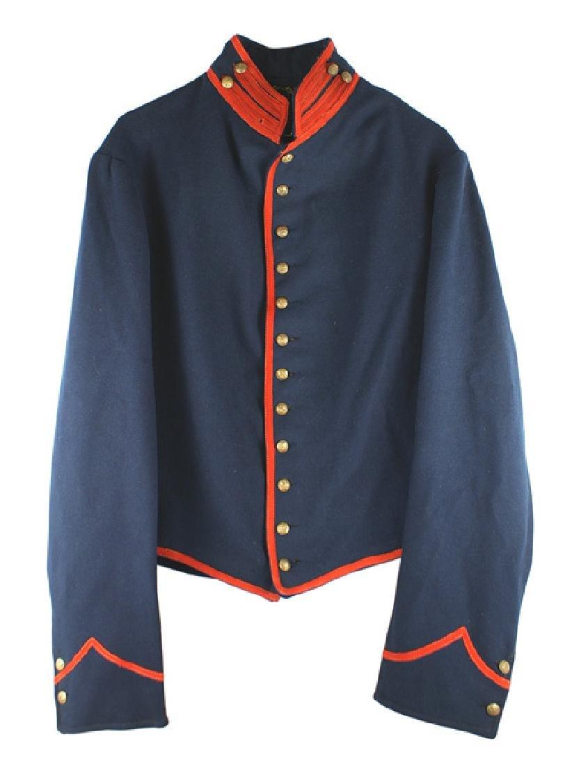 Civil War Union Artillery EM shell jacket