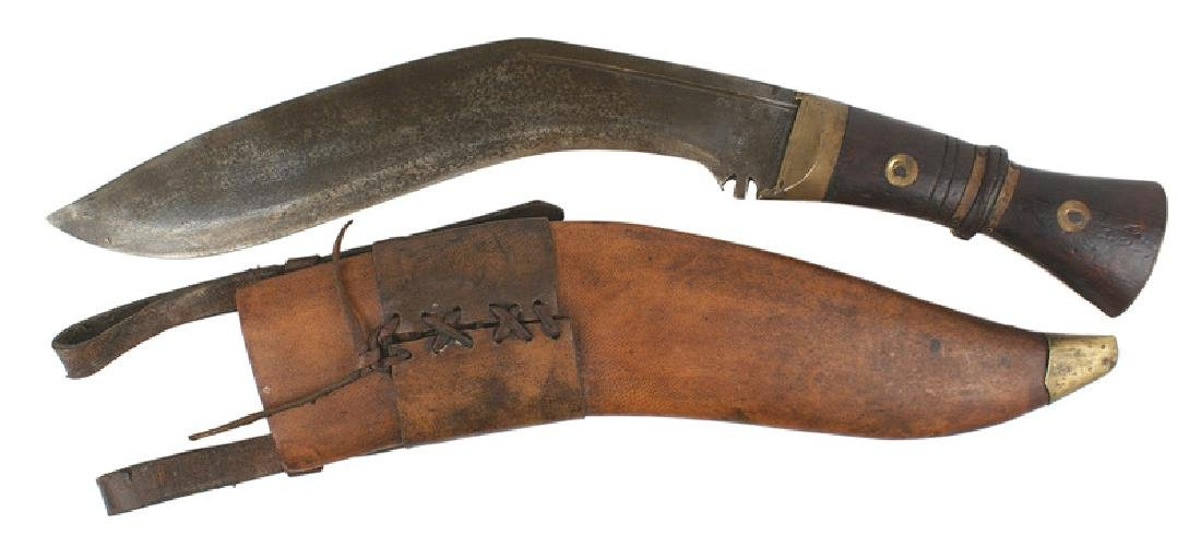 WWI Kukri British Gurkha troops