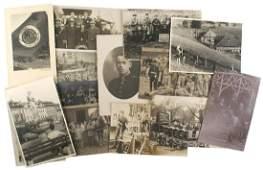 Lot of 18 German WWI era postcards