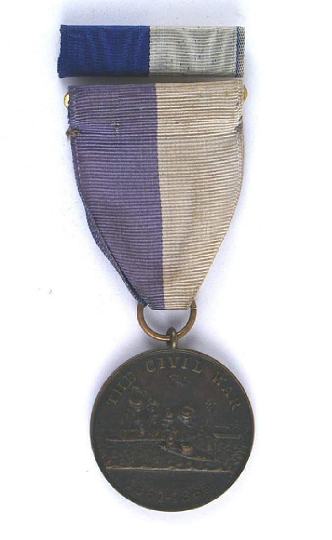 Civil War Marine Corps Bronze Campaign Medal