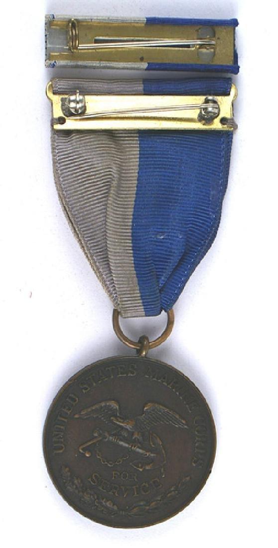 Civil War Marine Corps Bronze Campaign Medal - 2