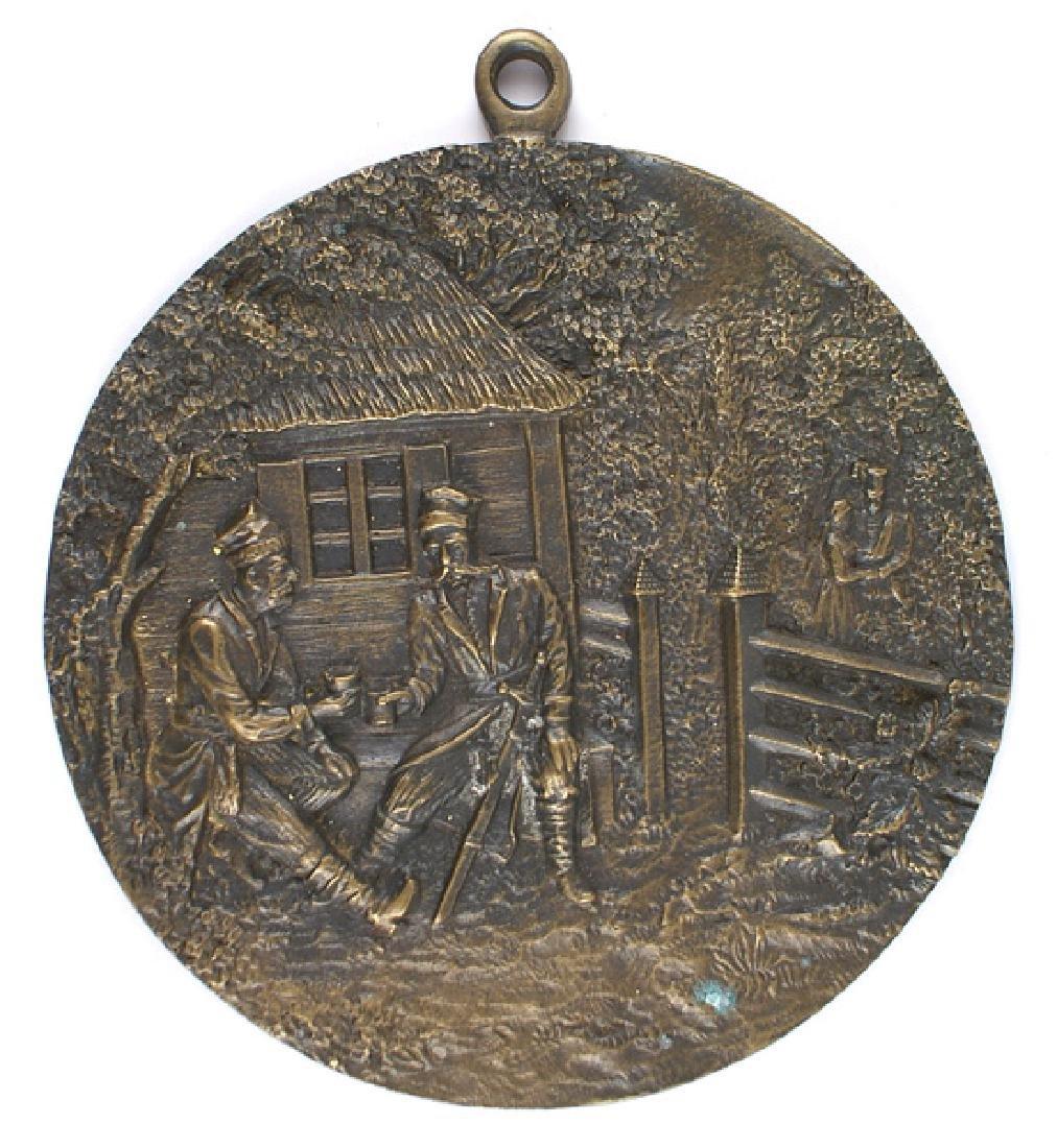 Polish bronze medal NIEDZWIECKI