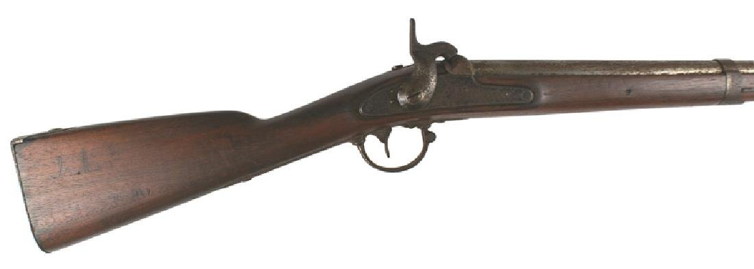Model 1842 US percussion musket rifle