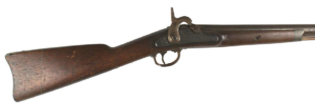 US Model 1861 percussion rifle musket