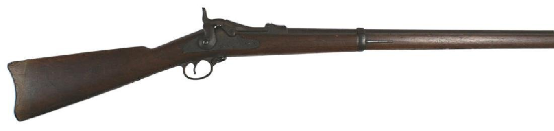 US M1884 Springfield trapdoor rifle