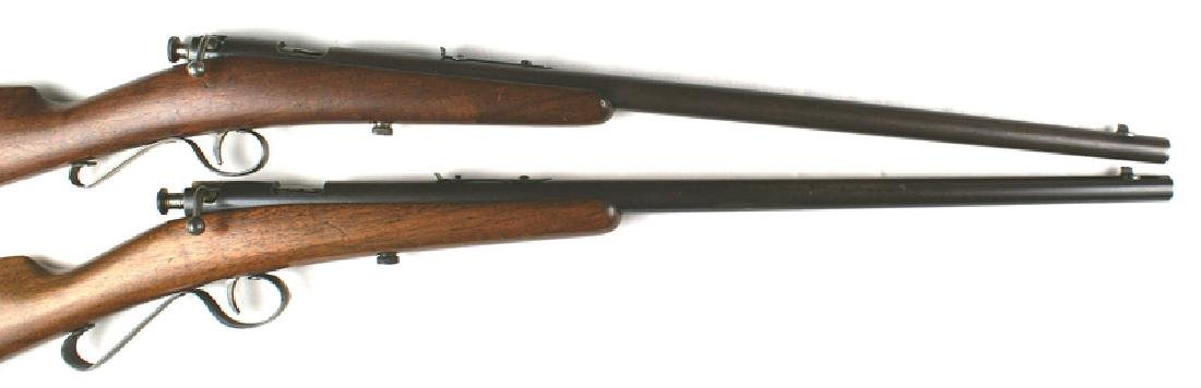 Lot of 2 rifles Savage Model 1904 - 2