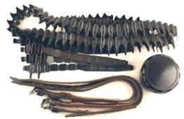 German WWII MG34 42 ammo belts etc
