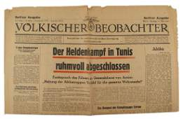 German WWII lot letter paper photos