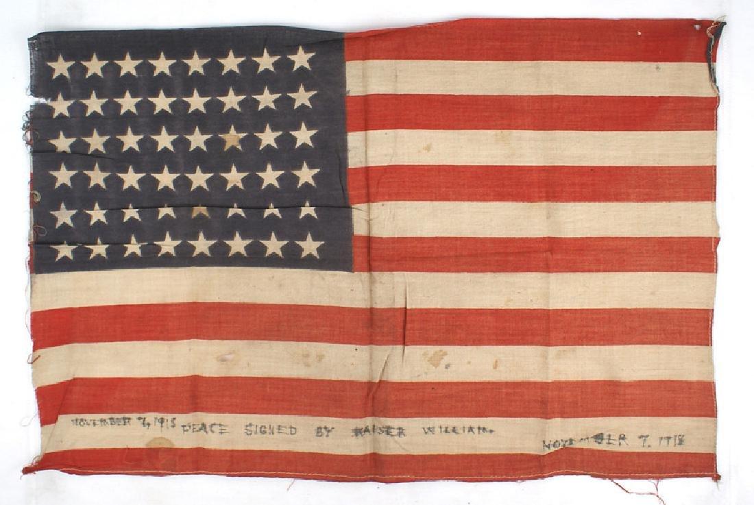 U.S. WWI doughboy lot 52nd Infantry Regiment - 2