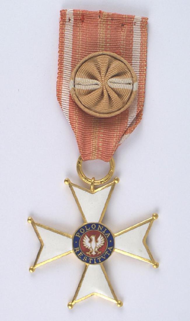 Poland Polonia Restituta Commander Cross