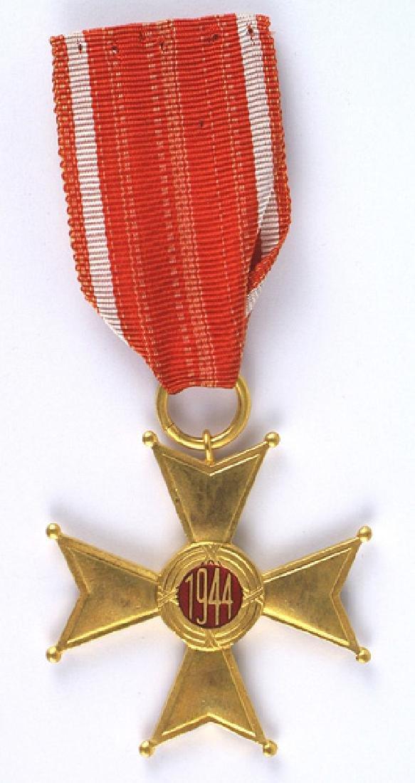 Poland Polonia Restituta Commander Cross - 2