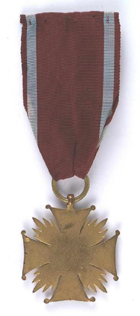 Poland Cross of Merit 1st Class Medal - 2
