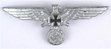 German WWII Veteran Association breast eagle