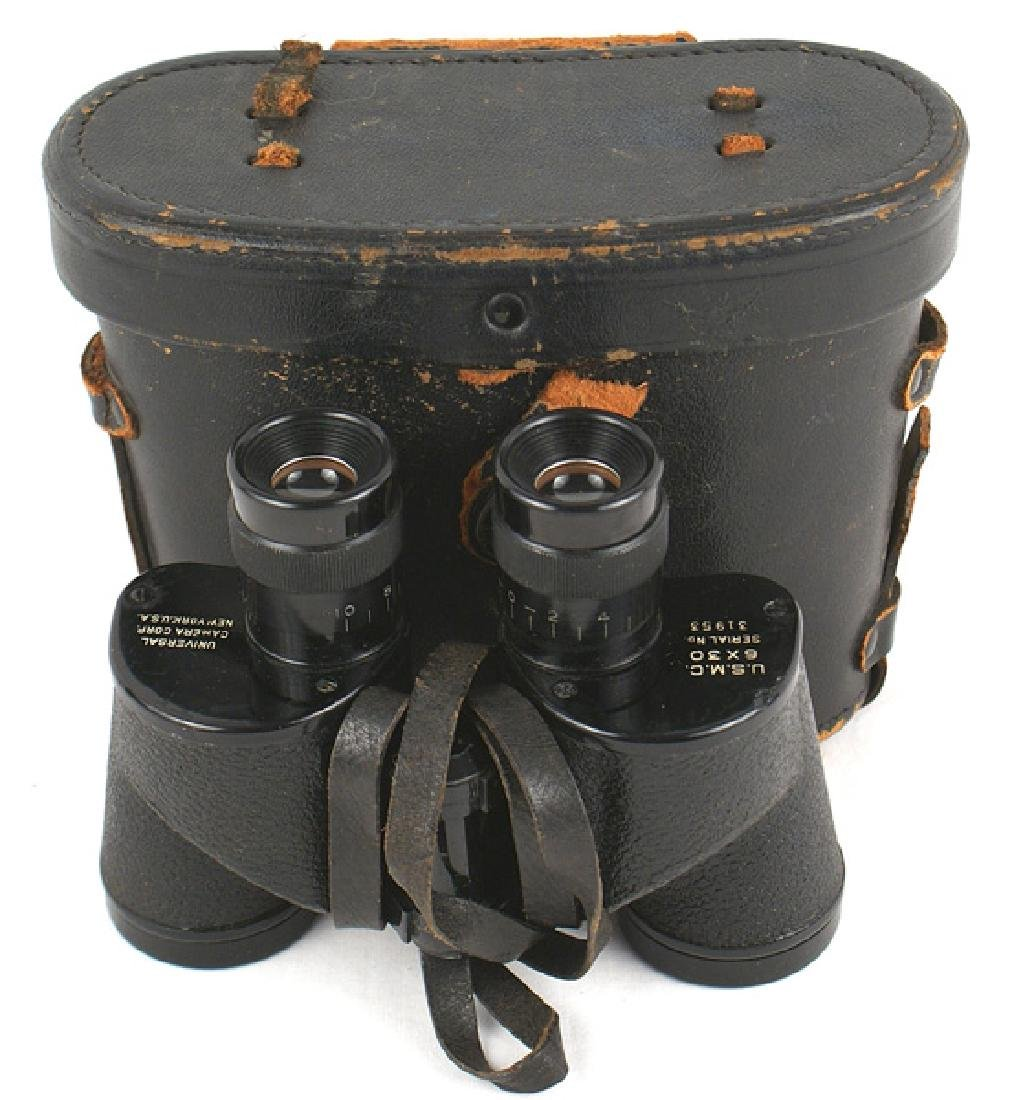 US Marine Corps WWII binoculars