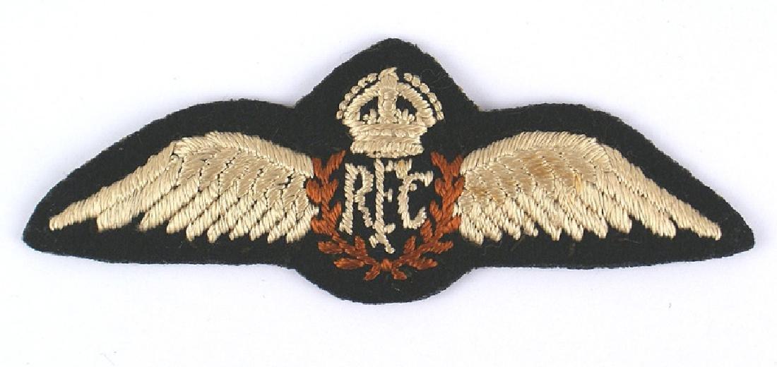 British WWI Pilots Wings RFC