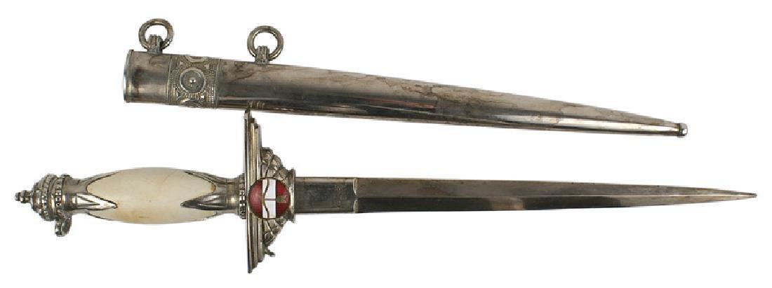 Austrian M1936 Air Defense dagger