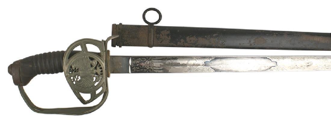 Prussian Model 1889 Cavalry sword