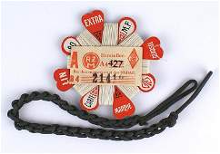 German WWII Hitler Youth lanyard thread lot