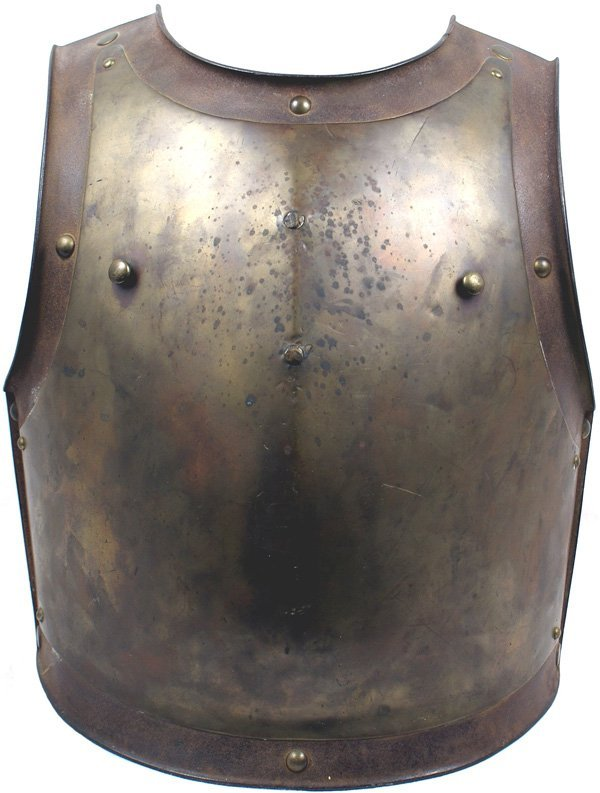 5: French Second Empire Carabinier's curass