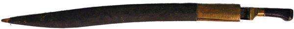 11: Caucasus short sword