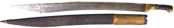 12: Caucasus short sword