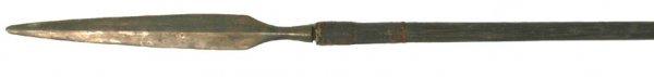 24: Moro spear
