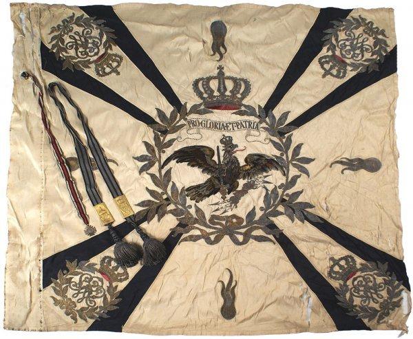 857: Imperial German Infantry Line Regiment Standard